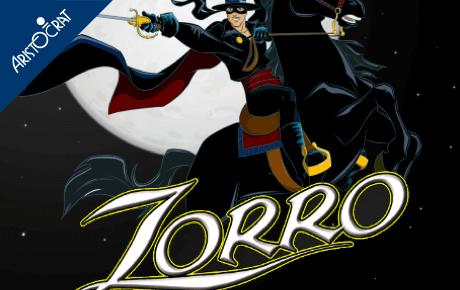 zorro spielautomat - aristocrat