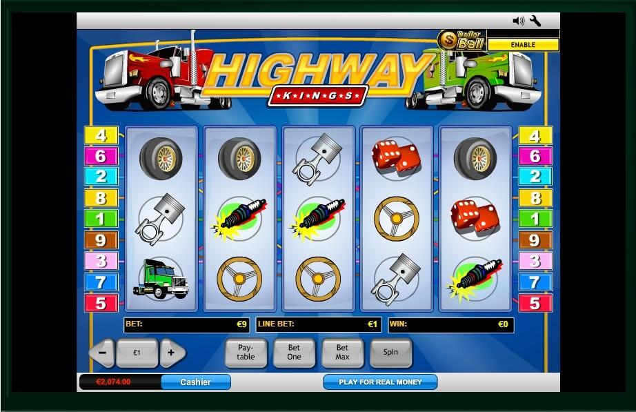 Highway kings pro kostenlos spielen