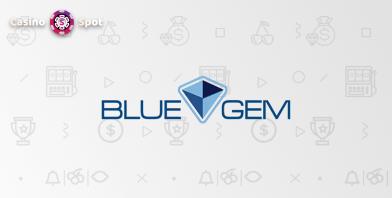 blue gem gaming hersteller spielautomaten