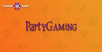 PartyGaming Online Casinos & Spielautomaten