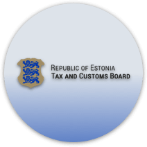 estonian tax and customs board licenses