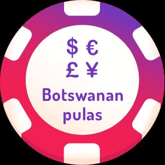 botswanan pulas casinos logo