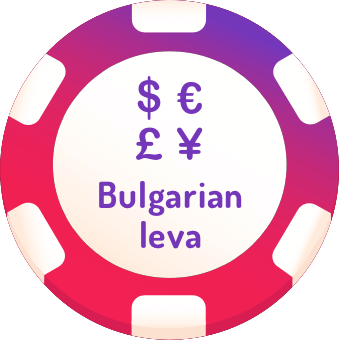 bulgarian leva casinos logo