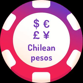 chilean pesos casinos logo