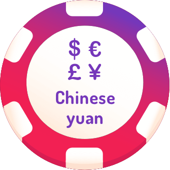chinese yuan casinos logo
