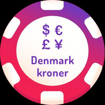 denmark kroner casinos logo