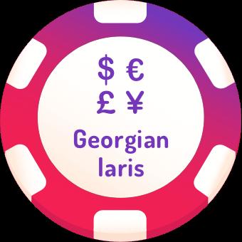 georgian laris casinos logo