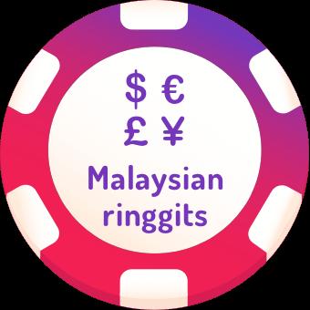 malaysian ringgits casinos logo