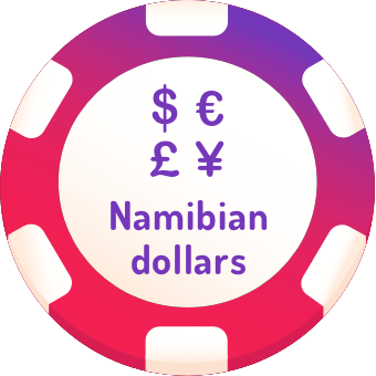 namibian dollars wahrungen casinos logo