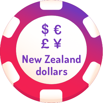 new zealand dollars casinos logo