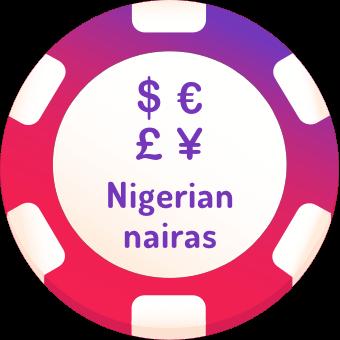 nigerian nairas casinos logo