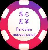 peruvian nuevos soles casinos logo