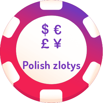 polish zlotys casinos logo