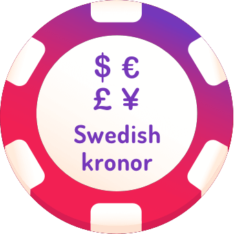 swedish kronor casinos logo
