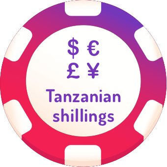tanzanian shillings casinos logo