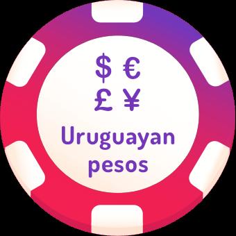 uruguayan pesos casinos logo